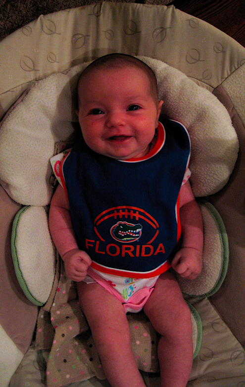 Our Little Gator
